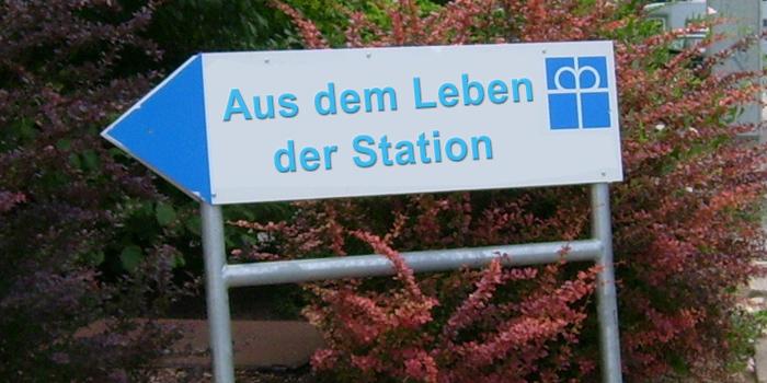 Aus dem Leben der Station